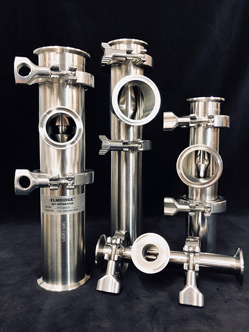 Eductors Ejectors Steam Spargers Exhausters Siphons Livonia